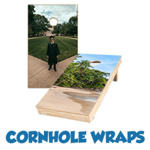 Cornhole Wraps