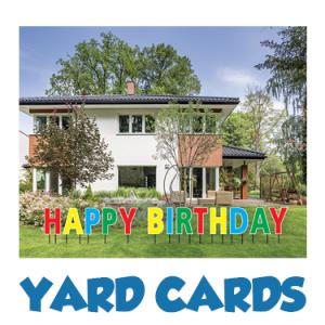 Yard Cards